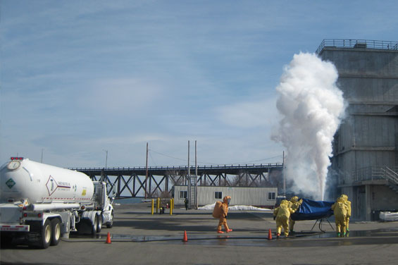 Tanner has over 50 years experience in the ammonia industry, and offers courses designed to teach Industry, First Responders and HazMat units about ammonia, its properties, and how to respond to an incident.